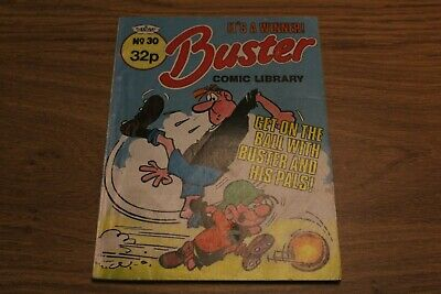 £1.50 • Buy Buster Comic Library Book No 30