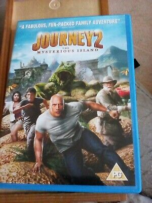 £1.99 • Buy Journey 2: The Mysterious Island [DVD] [2012] [DVD] [2015]