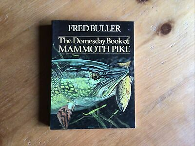 £60 • Buy The Domesday Book Of Mammoth Pike By Fred Buller