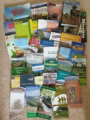 £15 • Buy Walking Guides Etc., Etc. Retirement Clear Out