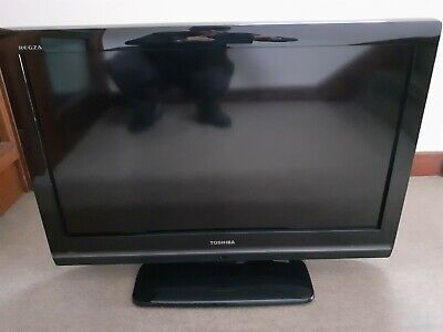£10 • Buy Toshiba Regza 32  Tv With Remote Control - Model Number 32rv635db - Not Working