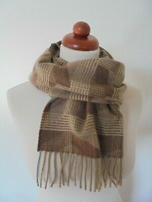 £5 • Buy Johnstons Of Elgin  - A Beautiful Pure Cashmere Scarf