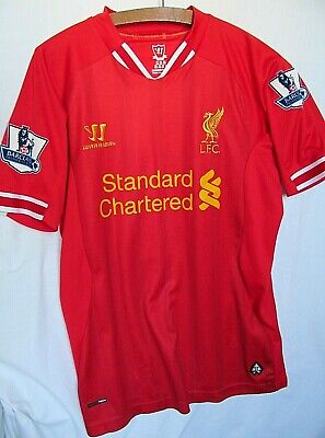 £18.50 • Buy Liverpool 2013 / 14 Home Shirt - Coutinho 10 ,Warrior.Size XL Youths.. 96 Logo