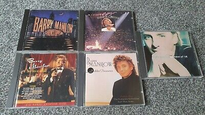 £4.20 • Buy Barry Manilow 5 CD Collection Summer Of '78 Live In Britain Showstoppers