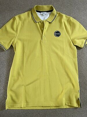 £10 • Buy New Without Tags Hugo Boss Polo Shirt Age 16M