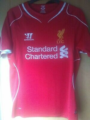 £8.99 • Buy Liverpool FC 2014/15 Warrior Small Home Shirt