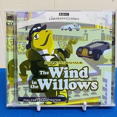 £3.99 • Buy Kenneth Grahame - THE WIND IN THE WILLOWS - Full Cast BBC Dramatisation CD Audio