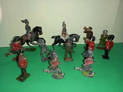 £3 • Buy BRITAINS, J. HILL (HILCO), CRESCENT, X12, LEAD TOY SOLDIERS