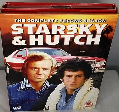 £2.50 • Buy Starsky And Hutch Complete TV Series 2