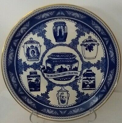 £1.50 • Buy Ringtons The Decorative Caddy Collection Plate