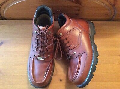 £69 • Buy ROCKPORT XCS Hiker Anniversary Boots Brown Size 10 W Hardly Worn .