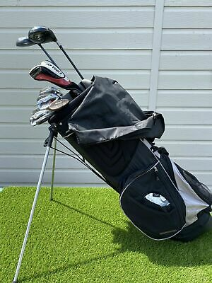 AU459.76 • Buy Mens Full Set Of Golf Clubs - Wilson Taylormade Callaway Odyssey - Right Handed