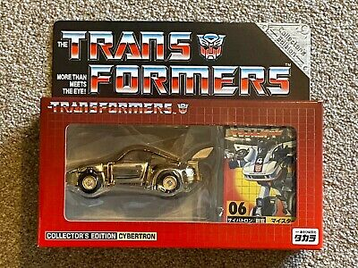 £149 • Buy Transformers Takara Collector's Edition Gold Jazz Electrum E-hobby Exclusive MIB