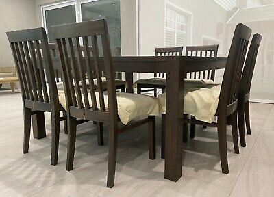 AU250 • Buy 8 Seater Dining Table With Chairs
