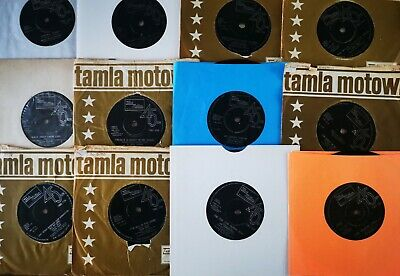 £9.99 • Buy Northern Soul NICE Lot Of 12 Motown Northern Soul Classic 45'S