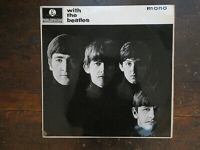 £50 • Buy The Beatles.  With The Beatles . Mono Pmc 1206 Jobete Publishing Rare Near Mint
