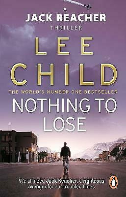 £0.99 • Buy Nothing To Lose: (Jack Reacher 12) By Lee Child (Paperback, 2009)
