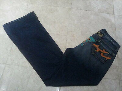 £4.99 • Buy GUESS Low Rise Stretch Boot Cut Jeans , Size 12 UK , 31W 33L