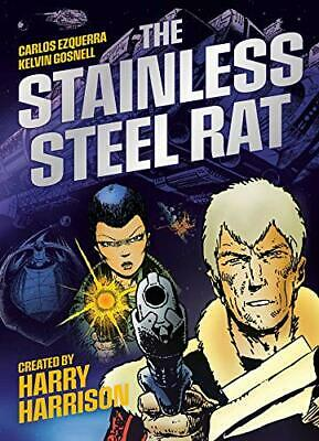 £18.45 • Buy The Stainless Steel Rat: Deluxe Edition By Harrison, Harry