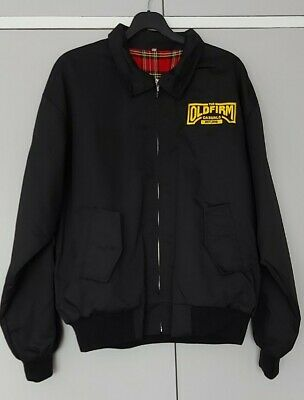 £17 • Buy Old Firm Casuals Relco Harrington Jacket Large
