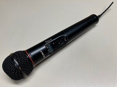£4.07 • Buy Sony Wrt-807a 794-805 Mhz Wireless Microphone Fully Functional