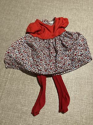 £2.99 • Buy Baby Girl Dress And Tights Next Up To 1 Month