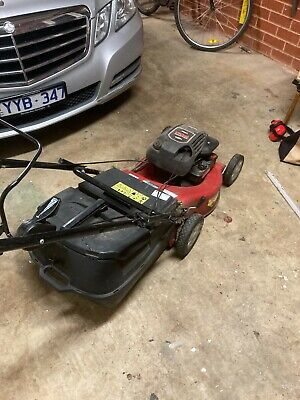 AU185 • Buy Lawn Mower  Briggs And Stratton Recently Serviced