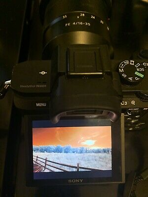 AU998.60 • Buy Sony Alpha A7 II 24.3MP IR Infrared Converted (Body Only)