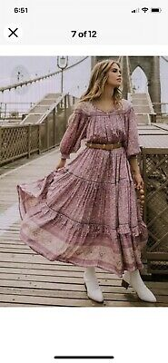 AU120 • Buy Spell And The Gypsy Dahlia Gown In Mulberry S