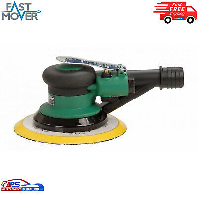 £119.99 • Buy FT1010 Air Operated 6  Orbital Sander Variable Speed Fast Mover 150mm