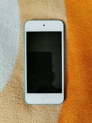 £89.95 • Buy Apple IPod Touch 5th Generation - Blue - 64GB - Great Condition - Fast Dispatch