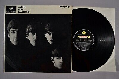 £7 • Buy With The Beatles - Factory Sample - 1n/1n - Uk 1st 1963 - Pmc 1206 - Mono - Ex-