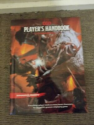 AU24 • Buy Wizards Of The Coast Dungeons & Dragons Player's Handbook