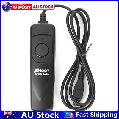 AU11.79 • Buy RM-VPR1 Wired Timer Remote Shutter Release Cable For Sony A7/A6000/A5000
