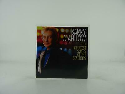 £5.25 • Buy BARRY MANILOW THE GREATEST SONGS OF THE SEVENTIES (129) 18 Track Promo CD Album