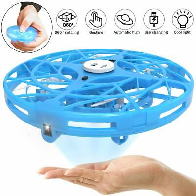 AU38.04 • Buy Hand Operated Drones For Kids, WEW Flying Toys Mini Drone For Boys And Girls, Fu