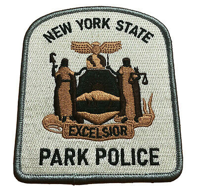 £7.03 • Buy New York State Park Police Department Patch(Subdued)