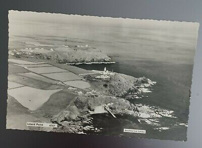 £0.99 • Buy Cornwall. Lizard Point. Black And White Postcard.