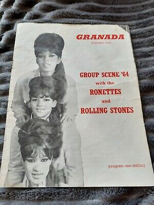 £35 • Buy Rolling Stones Autographed