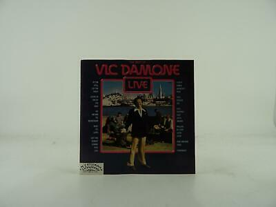 £3.25 • Buy VIC DAMONE THE BEST OF VIC DAMONE LIVE (57) 15 Track CD Album Picture Sleeve REB
