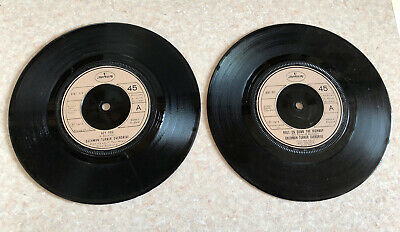 """£5 • Buy Bachman Turner Overdrive 2 X 7"""" Vinyl (Roll On Down The Highway/Hey You)"""
