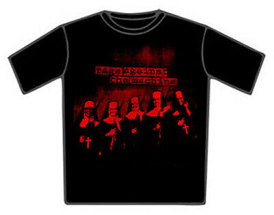 RAGE AGAINST THE MACHINE Big Nuns (Distressed) - Official Licensed Band T Shirt • 18.99£
