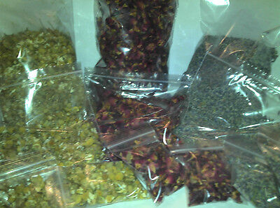 Dried Flowers Use For Confetti, Pot-pourri, Soap Making, Room Fragrancer, Etc... • 3.43£