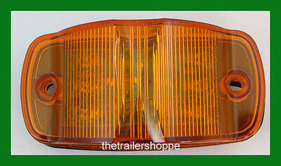 $11.95 • Buy Maxxima M23015Y Side Marker Clearance 14 LED Light Amber Lens RV Truck Trailer