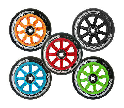 £7.95 • Buy Pro Nylon Core Scooter Wheel 100mm 88A PU Rubber Compatible JD Bug MGP Grit