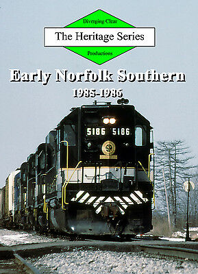 £12.07 • Buy Railroad DVD: Norfolk Southern, Southern Railway And Norfolk & Western