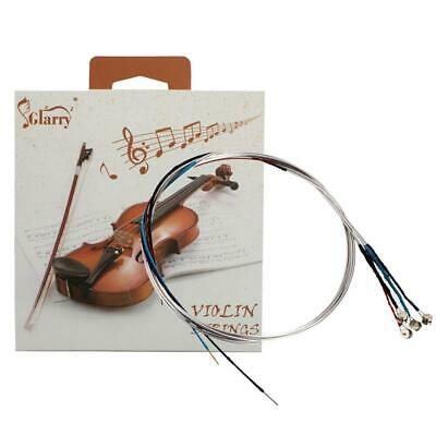 $7.49 • Buy E/A/D/G Violin Strings For Size 3/4 4/4 Fiddle
