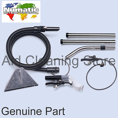 Numatic CT CTD George GVE Carpet Cleaning & Upholstery Cleaning Tool Kit A41A • 209.99£