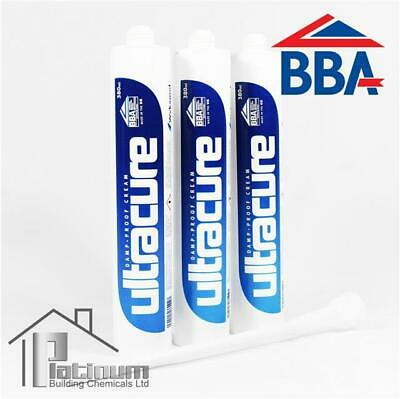 £22.95 • Buy 3 X ULTRACURE Damp Proof Injection Cream | DPC Course Rising Damp Treatment