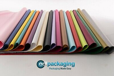 £5.60 • Buy Coloured Acid Free Tissue Paper High Quality 500mm X 750mm - MG - 18 GSM